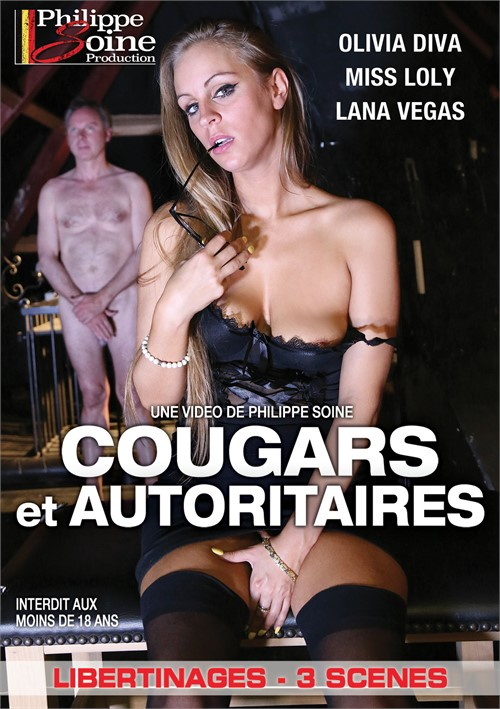 Bossy Cougars French Videos On Demand  Adult Dvd Empire-7848