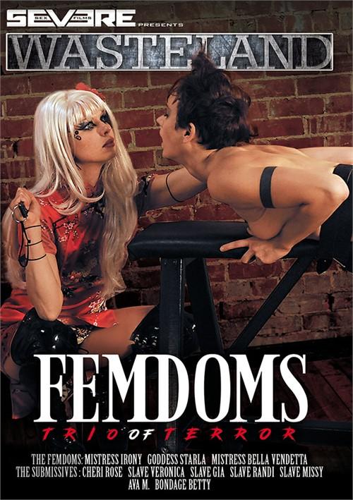 Femdoms: Trio Of Terror