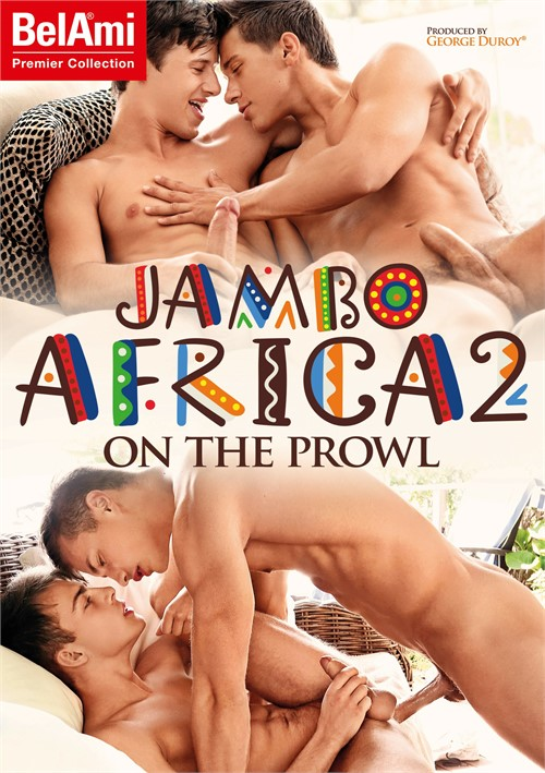 Jambo Africa 2 On the Prowl Cover Front