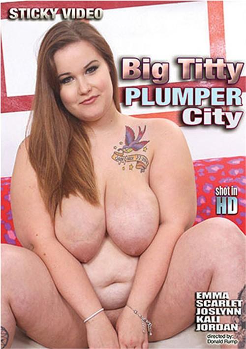 Big Titty Plumper City Scarlette (II) BBW All Sex