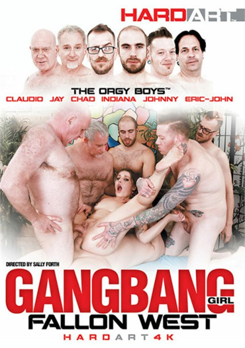 Gangbang Girl: Fallon West