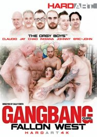 Gangbang Girl: Fallon West streaming porn video from Hard Art.