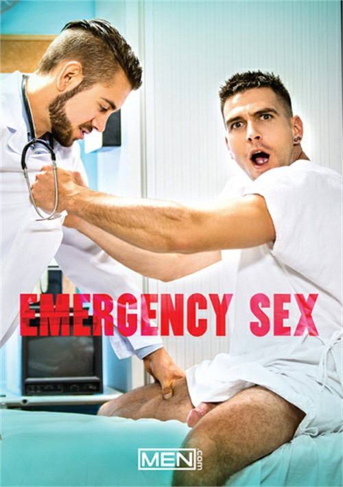 Emergency Sex Cover Front