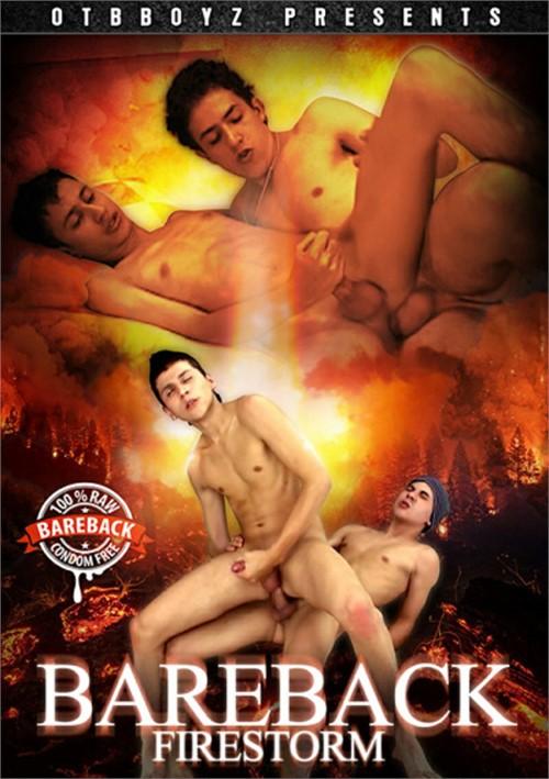 Bareback Firestorm Boxcover