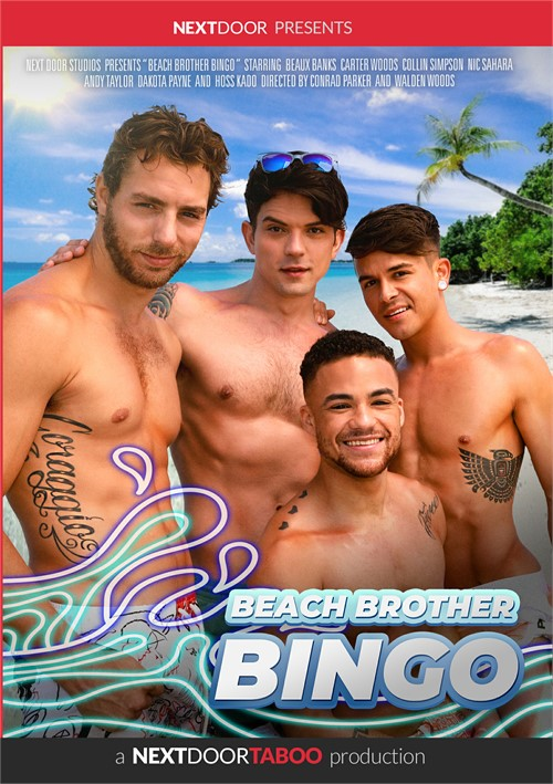 Beach Brother Bingo Cover Front