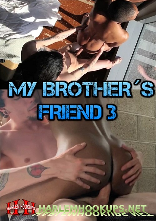 My Brother's Friend 3 Boxcover
