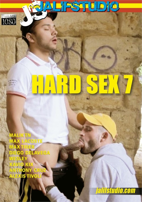 Hard Sex 7 Boxcover