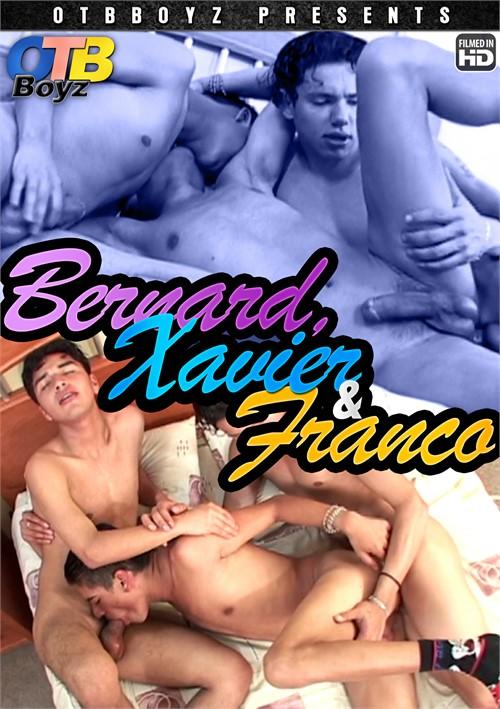 Bernard, Xavier & Trend Boxcover