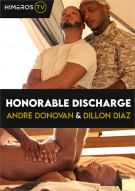 Honorable Disscharge: Andre Donovan & Dillon Diaz Boxcover