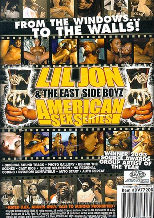 The east side boyz american sex series