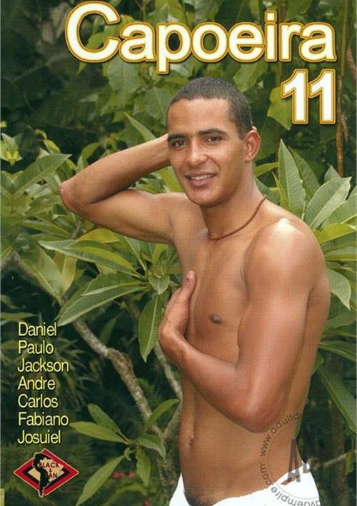 Capoeira 11 Boxcover