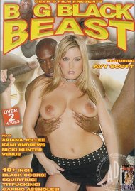 Big Black Beast Porn Video