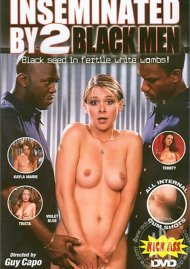 Inseminated By 2 Black Men image