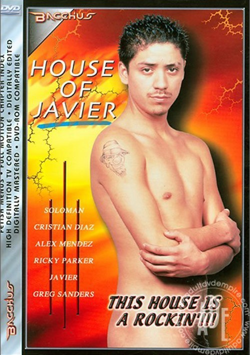 House of Javier Boxcover