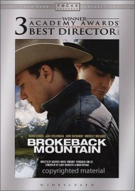 Brokeback Mountain (Widescreen) Gay Cinema Movie