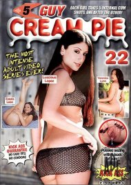 5 Guy Cream Pie 22 Porn Movie