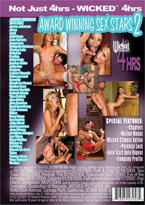 Award winning sex stars dvd
