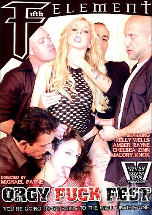 Will orgy fest dvd