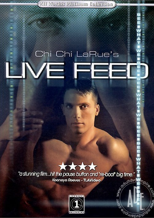 Live Feed Boxcover