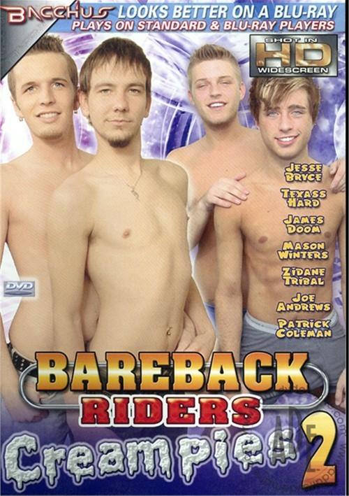 Bareback Riders Creampies 2 Boxcover