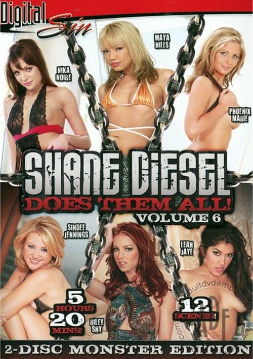 Diesel Shy Shane Riley#5