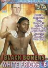 Black Boners White Pricks #6 Boxcover