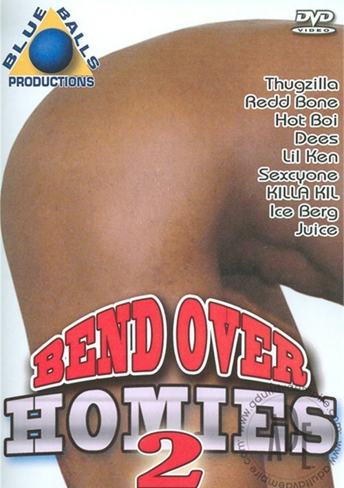 Bend Over Homies 2 Boxcover