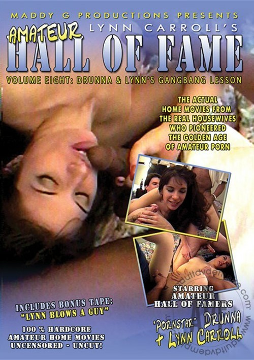 Hall of fame porn clips