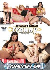 Mega Dick Tranny Porn Video