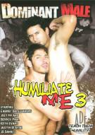 Humiliate Me 3 Boxcover