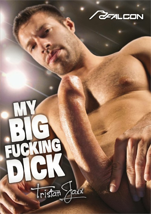 My Big Fucking Dick 18 Tristan Jaxx Cover Front