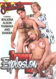 Tranny Explosion Vol. 2 Porn Video