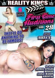 First Time Auditions Vol. 28 Porn Video