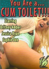 You Are A... Cum Toilet!!! Porn Video
