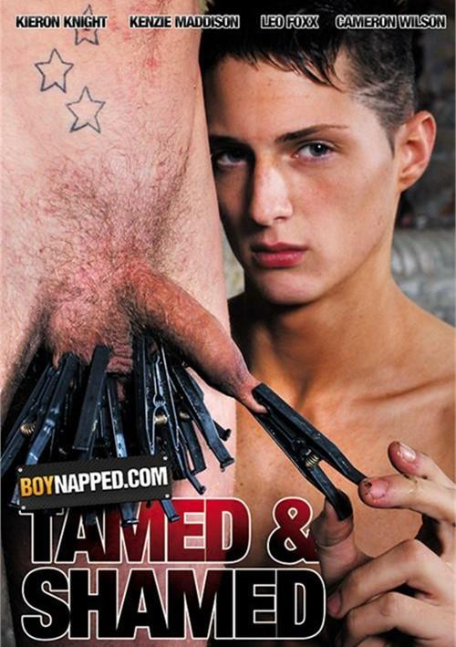 Tamed & Shamed Boxcover