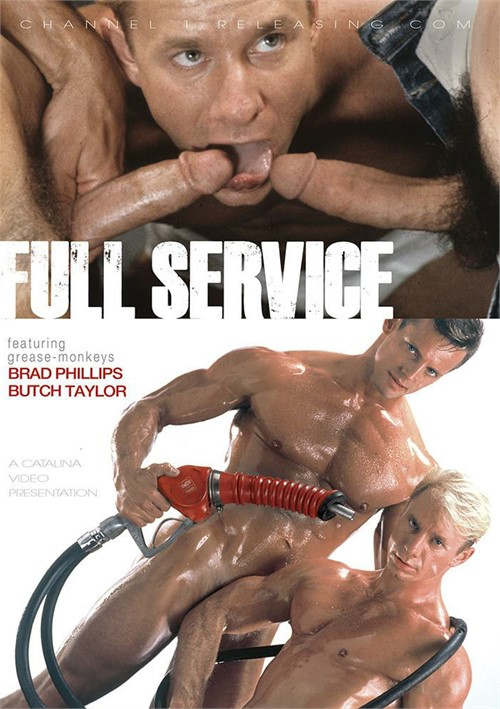 Full Service Boxcover