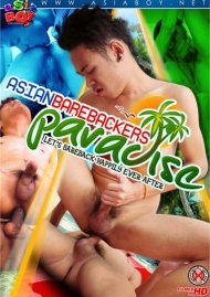 Asian Barebackers Paradise Gay Porn Movie