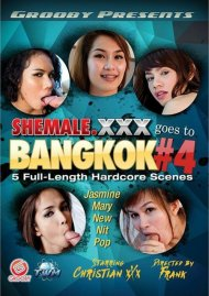 Shemale.XXX Goes To Bangkok #4 Porn Movie
