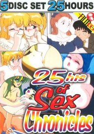 25 Hrs Of Sex Chronicles 5-Disc Set