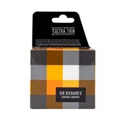 Sir Richard's Condoms - Ultra Thin - 3 pk