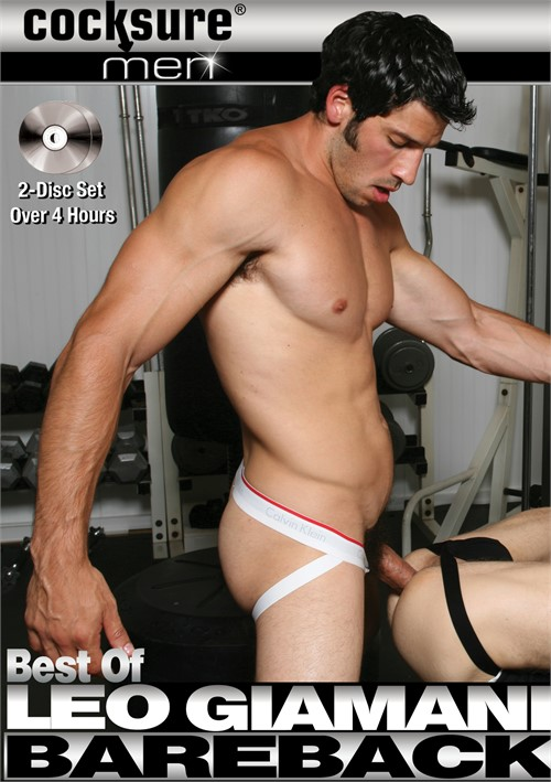Best of Leo Giamani Bareback Boxcover