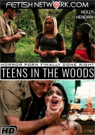 Teens In The Woods: Holly Hendrix Porn Video