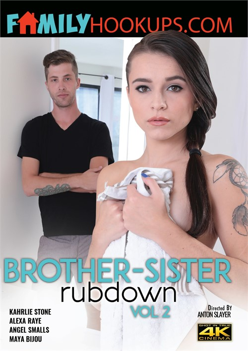 Brother-Sister Rubdown Vol. 2