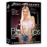 Zero Tolerance Blow Ups - Stepdaughter Doll with DVD & Lube Sex Toy