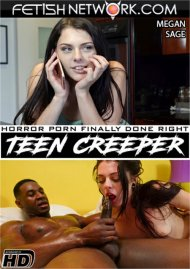 Teen Creeper: Megan Sage Porn Video