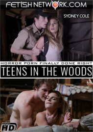 Teens In The Woods: Sydney Cole Porn Video