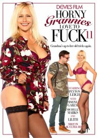 Horny Grannies Love To Fuck 11 4K HD porn video from Devil's Film.