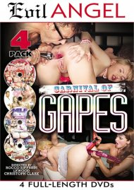 Carnival Of Gapes 4-Pack
