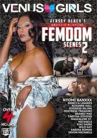 Jersey Blacks Award Winning Femdom Scenes 2 Porn Movie