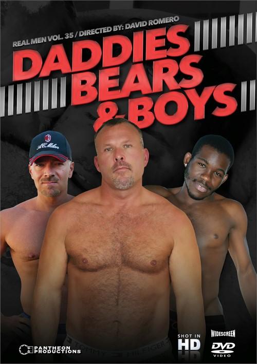 Daddies, Bears & Boys Boxcover